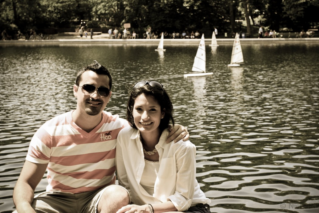 Florida Family Blog Travels to New York City: Central Park
