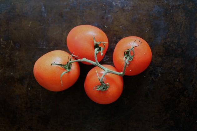 Easy slow roasted tomato recipe