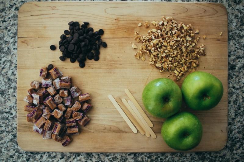 easy caramel apple recipe