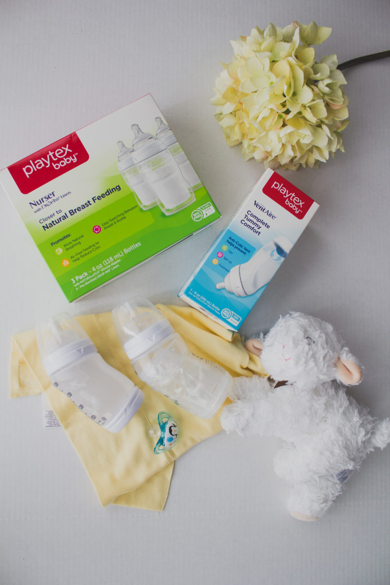 Ultimate nap time routine with playtex baby bottles