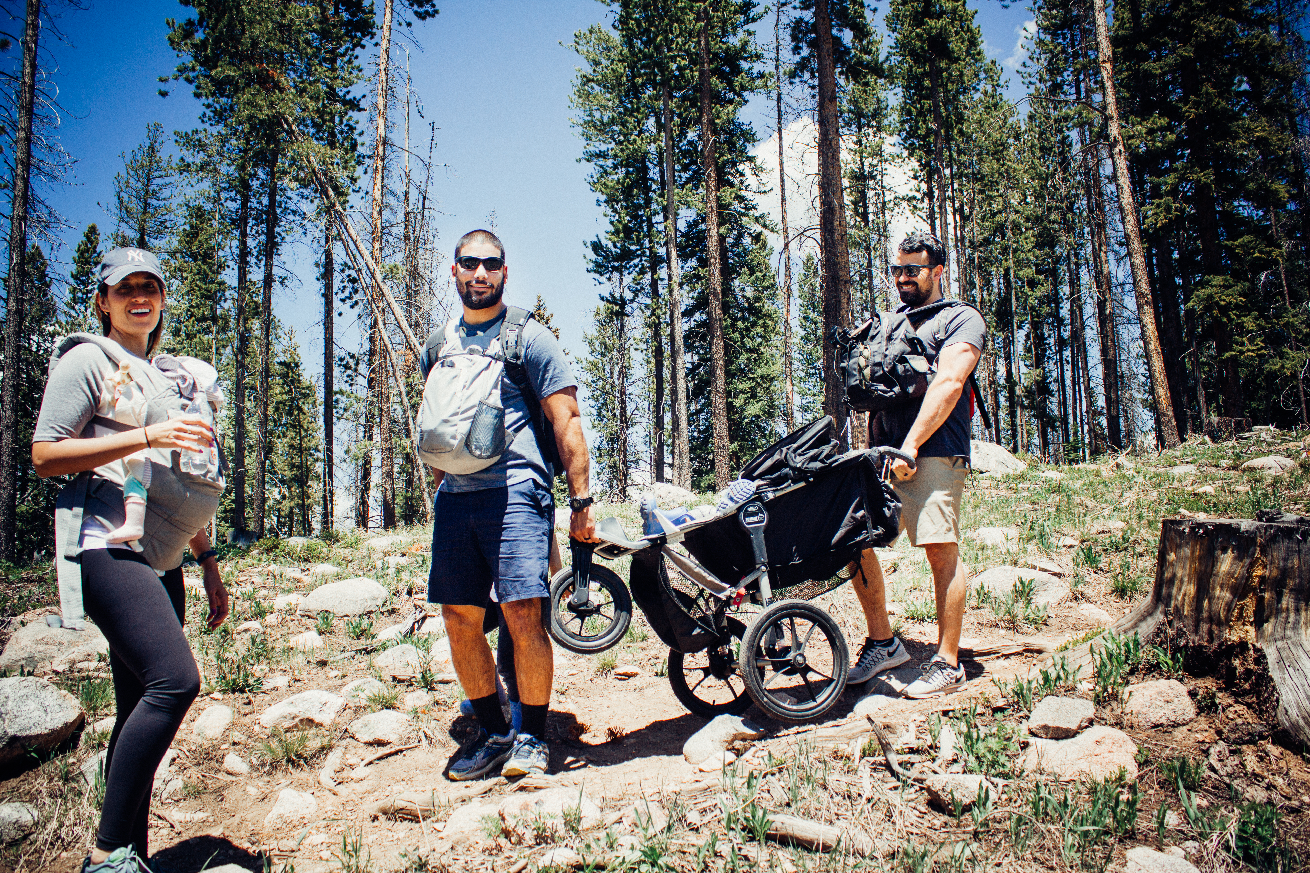 OUR COLORADO ADVENTURE |  PART ONE + A VIDEO