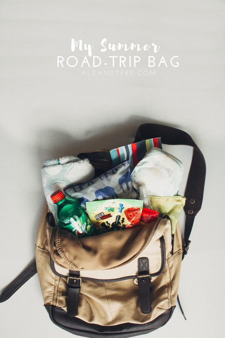 What To Pack In Your Summer Road Trip Bag
